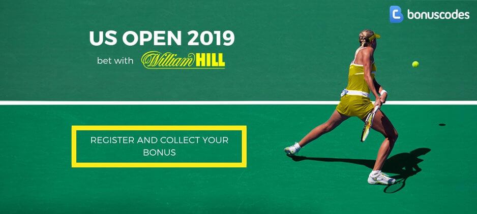 Us open betting tips offer william hill